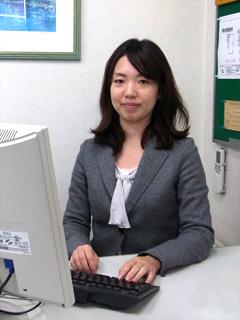 営業 箱田 佳代美