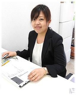 営業 横田 雅子